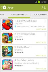 Samsung Galaxy Fame Lite - Apps - Installieren von Apps - Schritt 9