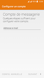 ZTE Blade V8 - E-mail - Configuration manuelle (outlook) - Étape 6