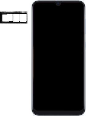 Samsung Galaxy A50 - Toestel - simkaart plaatsen - Stap 3