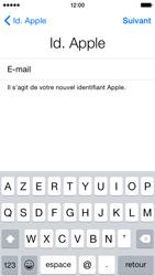 Apple iPhone 5 (iOS 8) - Premiers pas - Créer un compte - Étape 19
