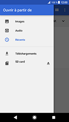 Sony Xperia XZ - Android Oreo - E-mail - envoyer un e-mail - Étape 12