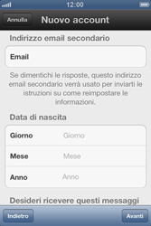 Apple iPhone 3GS - Applicazioni - Configurazione del negozio applicazioni - Fase 10