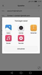 Huawei Honor 8 - e-mail - hoe te versturen - stap 12