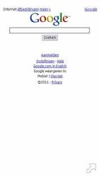 Nokia E7-00 - Internet - Internetten - Stap 4