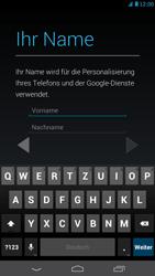 Huawei Ascend Mate - Apps - Konto anlegen und einrichten - Schritt 4