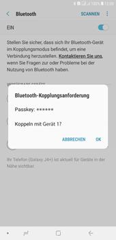 Samsung Galaxy J4+ - Bluetooth - Geräte koppeln - Schritt 11