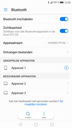 Huawei P9 Lite - Android Nougat - Bluetooth - koppelen met ander apparaat - Stap 9