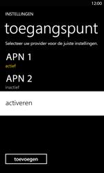 Nokia Lumia 820 LTE - Internet - handmatig instellen - Stap 22
