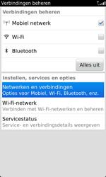 BlackBerry 9860 Torch - bluetooth - headset, carkit verbinding - stap 4
