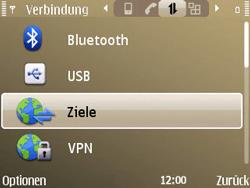 Nokia E72 - MMS - Manuelle Konfiguration - Schritt 7