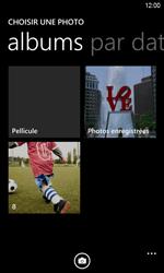 HTC Windows Phone 8S - E-mail - envoyer un e-mail - Étape 9