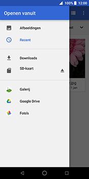 ZTE Blade V9 - E-mail - E-mails verzenden - Stap 12