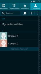 Samsung G901F Galaxy S5 Plus - Contactgegevens overzetten - delen via Bluetooth - Stap 4
