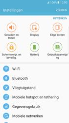 Samsung Galaxy S7 Edge G935 - Internet - Uitzetten - Stap 4
