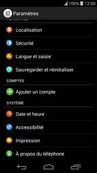 Wiko Highway Pure - Téléphone mobile - Réinitialisation de la configuration d