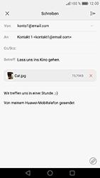 Huawei Nova - E-Mail - E-Mail versenden - 17 / 19