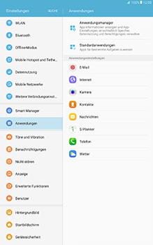 Samsung Galaxy Tab A 10-1 - Anrufe - Anrufe blockieren - Schritt 5