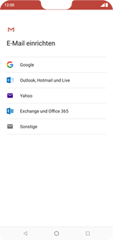 Nokia 6.1 Plus - E-Mail - Konto einrichten (outlook) - 7 / 15