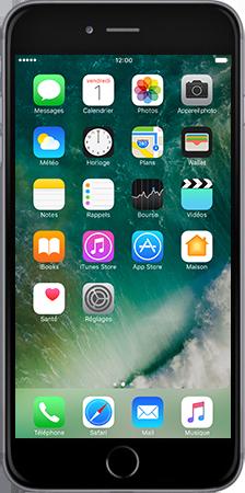 Apple iPad mini 4 iOS 10 - iOS features - Liste des nouvelles fonctions - Étape 10
