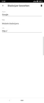 Sony xperia-10-plus-I4123 - Internet - Hoe te internetten - Stap 11