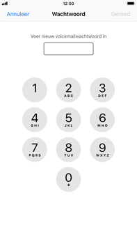 Apple iPhone 8 Plus (Model A1897) - Voicemail - Visual Voicemail - Stap 6