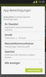 Samsung S7275 Galaxy Ace 3 - Apps - Herunterladen - Schritt 18