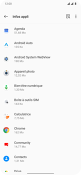 OnePlus 7T Pro - Applications - Supprimer une application - Étape 9