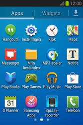 Samsung S6790 Galaxy Fame Lite - apps - account instellen - stap 3