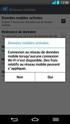 LG G2 - Internet - Configuration manuelle - Étape 7