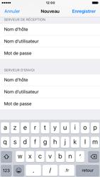 Apple iPhone 7 - E-mails - Ajouter ou modifier un compte e-mail - Étape 14