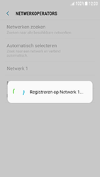 Samsung Galaxy J3 (2017) - Netwerk - Handmatig een netwerk selecteren - Stap 12