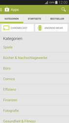 Samsung G850F Galaxy Alpha - Apps - Herunterladen - Schritt 6