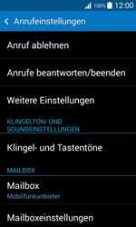 Samsung Galaxy Trend 2 Lite - Anrufe - Rufumleitungen setzen und löschen - 5 / 11
