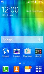 Samsung Galaxy J1 - Internet - Automatische Konfiguration - 5 / 12