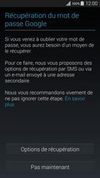 Samsung A300FU Galaxy A3 - Applications - Créer un compte - Étape 12
