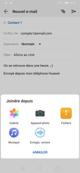 Huawei P30 - E-mails - Envoyer un e-mail - Étape 11