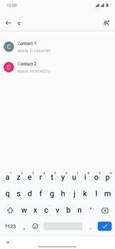 OnePlus 7T Pro - Contact, Appels, SMS/MMS - Envoyer un MMS - Étape 6