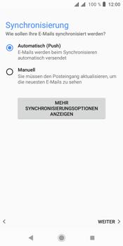 Sony Xperia L3 - E-Mail - Konto einrichten (outlook) - Schritt 14