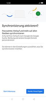 Oppo Find X2 Neo - Internet und Datenroaming - Verwenden des Internets - Schritt 5