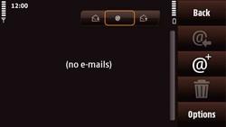 Nokia N97 Mini - E-mail - Manual configuration - Step 20