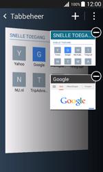 Samsung Galaxy J1 - internet - hoe te internetten - stap 12