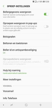 Samsung Galaxy A6 Plus - voicemail - handmatig instellen - stap 6