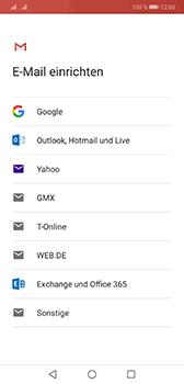 Huawei Mate 20 - E-Mail - Konto einrichten (gmail) - Schritt 7