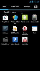 Acer Liquid Z5 - MMS - Manual configuration - Step 3