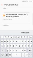 Samsung Galaxy S7 Edge - E-Mail - Manuelle Konfiguration - Schritt 12