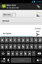 Bouygues Telecom Bs 351 - Contact, Appels, SMS/MMS - Envoyer un MMS - Étape 12