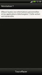 HTC One S - Téléphone mobile - Réinitialisation de la configuration d