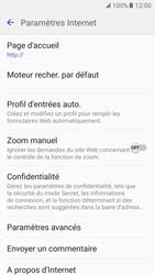 Samsung Galaxy S7 - Internet et roaming de données - Configuration manuelle - Étape 27