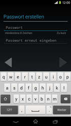 Sony Xperia M2 - Apps - Konto anlegen und einrichten - 10 / 23