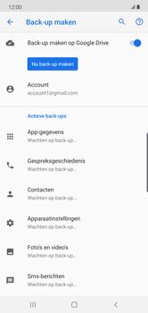 Samsung Galaxy Note 10 Plus - toestel resetten - back-up maken met jouw account - stap 13